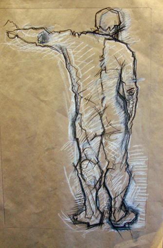 alan cefn drawing
