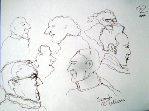 taliesin heads 3