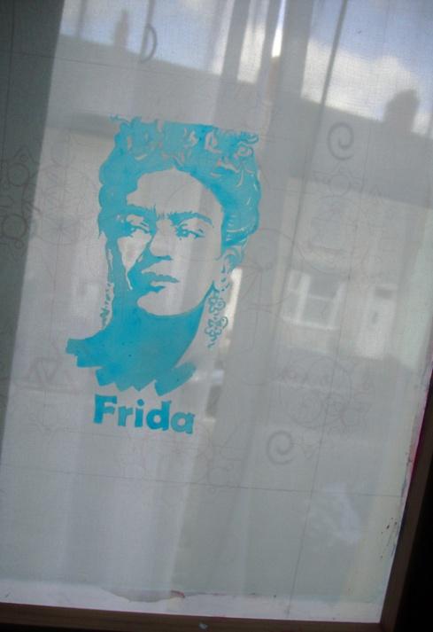 frida blue