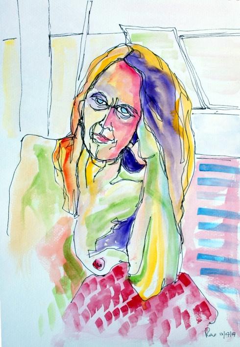 Pat portrait