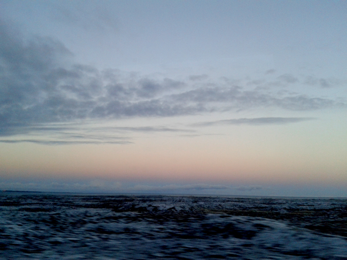 The Dawn Road From Reykjavik (1/3)