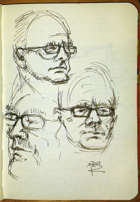 three Melvyns