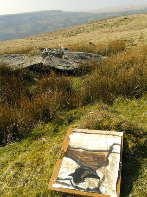 Carn Llechart chambered tomb