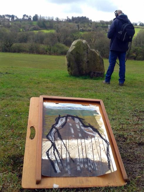 Cockett Valley stone