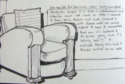 Aunty Nin's Chair