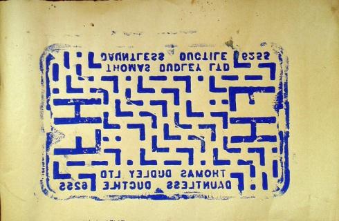 manhole print 1