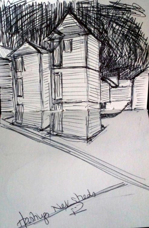 net sheds