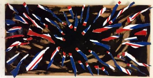 exploded flag 1b