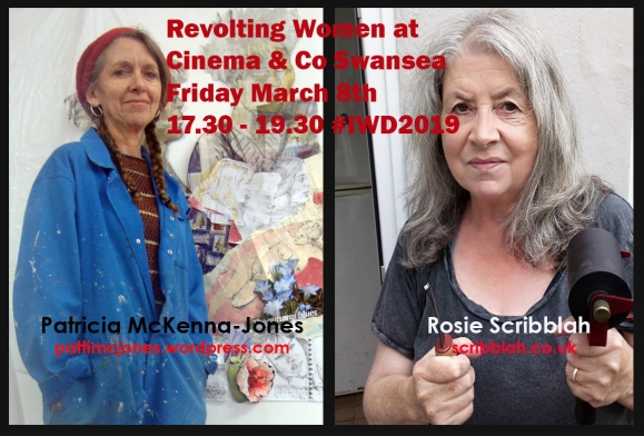 revolting women flyer