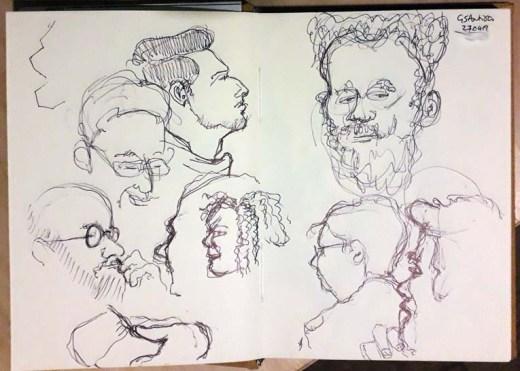 GS artists 1