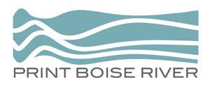 Print Boise River 6