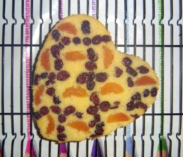 valentine cake 1
