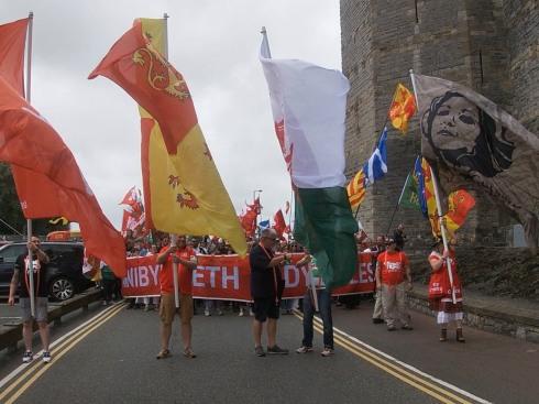 Grwp Baner Cymru