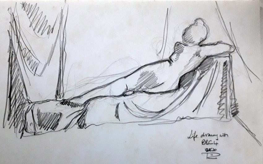 BBC life drawing