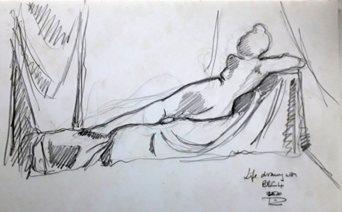 BBC life drawing