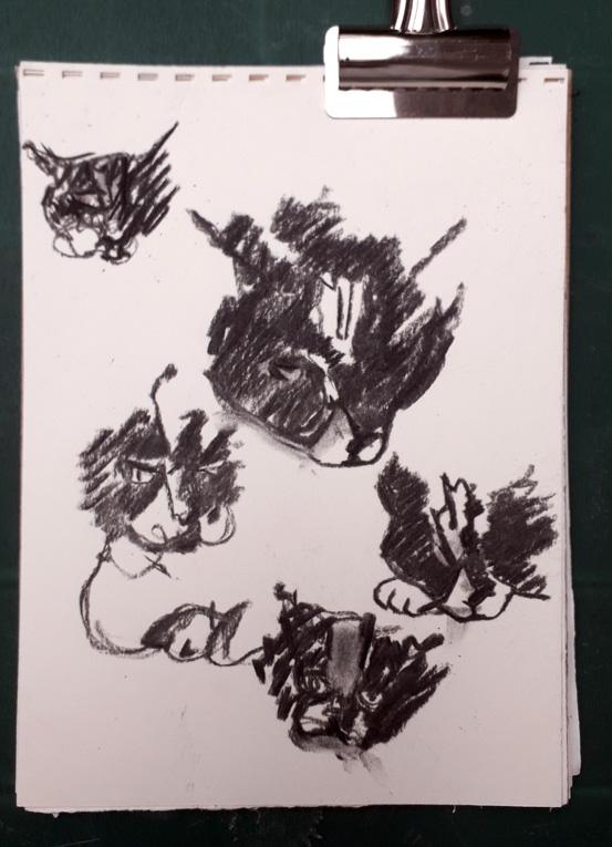 Sparta sketches