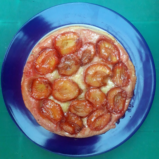 plum tarte tatin small