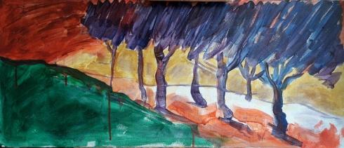trees 1 step e