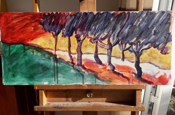 trees 1 step f