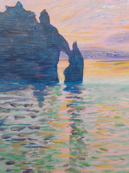 monet cliffs final detail