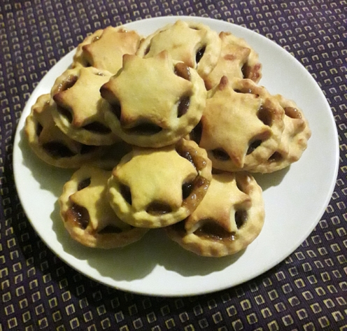 Mince pies 2020