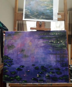 Waterlilies 5